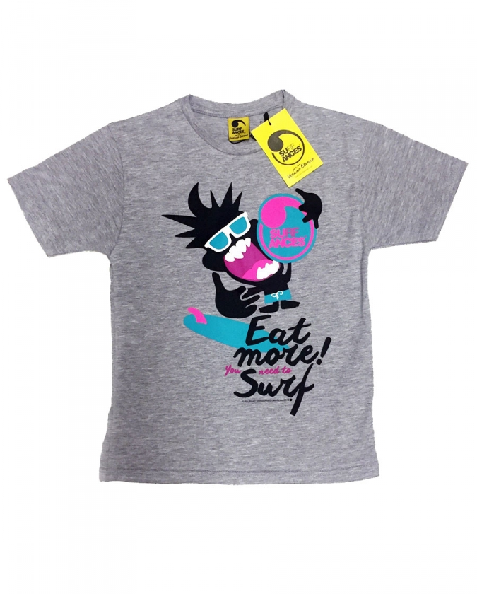 CAMISETA MONSTER NIÑO