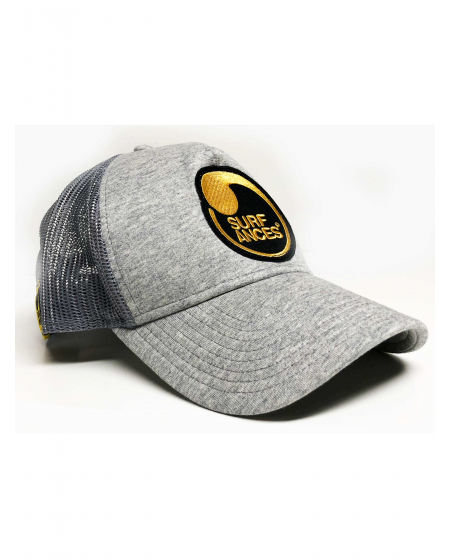 GORRA GRIS SURFANCES