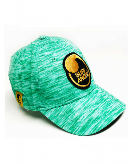GORRA VERDE SURFANCES